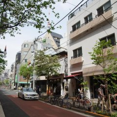Hostel & Coffee Shop Zabutton Токио фото 3