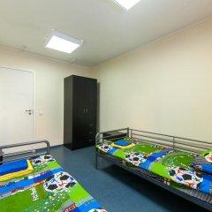 Хостел Чемпион Номер с общей ванной комнатой с различными типами кроватей (общая ванная комната) фото 5