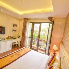 Hanoi HM Boutique Hotel 3* Стандартный номер с двуспальной кроватью фото 9