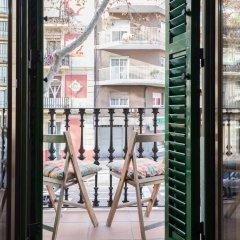 Апартаменты Apartment Gaudí BCN Барселона балкон