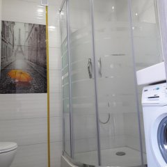 Гостиница Apartmens near Metalist ванная
