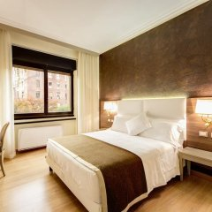 Hotel Romana Residence 4* Стандартный номер с различными типами кроватей фото 17