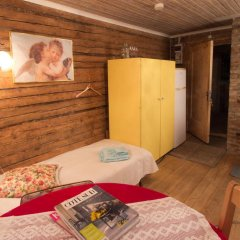 Отель Marta Guesthouse Tallinn 2* Стандартный номер с двуспальной кроватью (общая ванная комната) фото 2