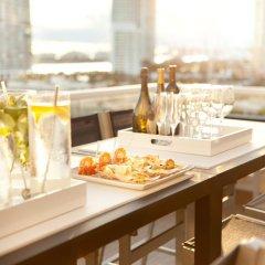 Отель Marriott Stanton South Beach питание