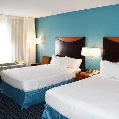 Отель Fairfield Inn & Suites by Marriott Albuquerque Airport 2* Стандартный номер с различными типами кроватей фото 2