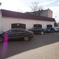 Zolotoy Telenok Mini-Hotel парковка