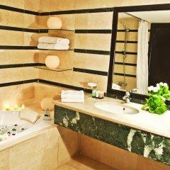 Отель Golden Tulip Farah Rabat Марокко, Рабат - отзывы, цены и фото номеров - забронировать отель Golden Tulip Farah Rabat онлайн ванная фото 2