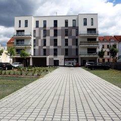 Отель Apartmán Livingstone Roudna Пльзень