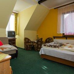 Отель Willa Marysieńka Стандартный номер фото 6