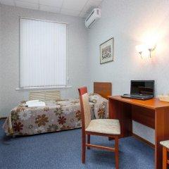 Гостиница Самара Люкс 3* Номер Эконом разные типы кроватей (общая ванная комната) фото 2