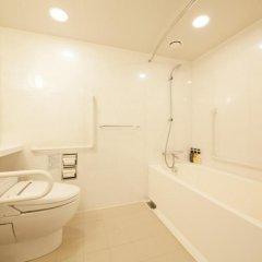 Отель Sunroute Ginza Япония, Токио - отзывы, цены и фото номеров - забронировать отель Sunroute Ginza онлайн ванная фото 2