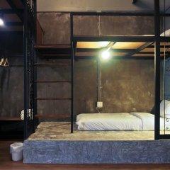 Silom Space Hostel Стандартный номер