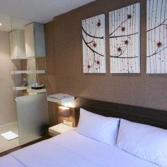 Отель Green Bells Residence New Petchburi Стандартный номер фото 2