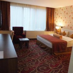 Royal Berk Hotel 3* Люкс с различными типами кроватей фото 8