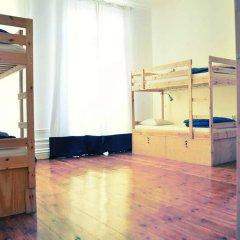Garden House Hostel Кровать в общем номере двухъярусные кровати фото 6