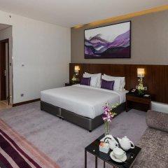 Отель Flora Al Barsha Mall of the Emirates 4* Стандартный номер с различными типами кроватей фото 11