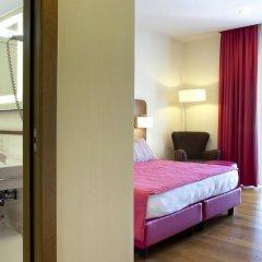 Hotel Plaza 4* Номер Комфорт с двуспальной кроватью фото 8