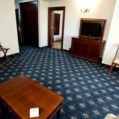 Primoretz Grand Hotel & SPA 4* Представительский люкс с различными типами кроватей фото 5