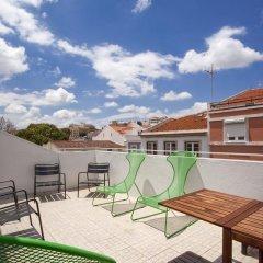 Отель Feelinglisbon Saudade балкон