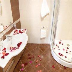 Гостиница Браво Люкс ванная