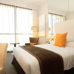 Отель Centro Barsha by Rotana Стандартный номер с различными типами кроватей фото 4
