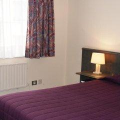 Hotel Beau Site Брюссель сейф в номере