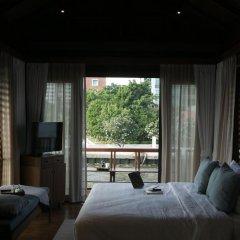 Отель CHANN Bangkok-Noi 3* Люкс с различными типами кроватей фото 4