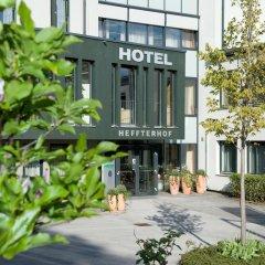 Hotel Heffterhof 4* Стандартный номер с различными типами кроватей фото 3