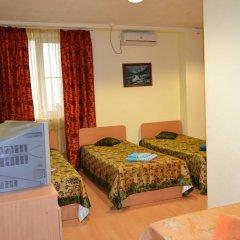 Hotel Oktyabr'skaya On Belinskogo Стандартный номер разные типы кроватей фото 5