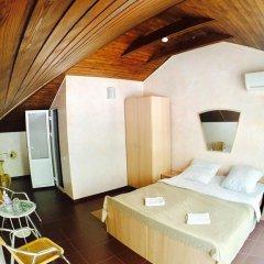 Гостевой дом «Виктория» Стандартный номер с двуспальной кроватью фото 10