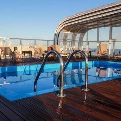 Hotel Baia De Monte Gordo бассейн фото 4