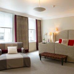 Rocco Forte Browns Hotel 5* Люкс повышенной комфортности с различными типами кроватей фото 3