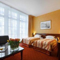 Hotel Wolne Miasto - Old Town Gdansk 3* Стандартный номер с двуспальной кроватью фото 6