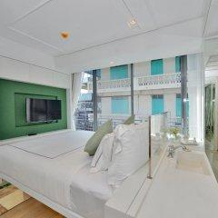 Отель Riva Arun Bangkok 4* Улучшенный номер с различными типами кроватей фото 8