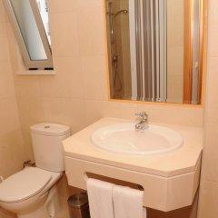 Отель Albufeira Mar Vilas Португалия, Албуфейра - отзывы, цены и фото номеров - забронировать отель Albufeira Mar Vilas онлайн ванная