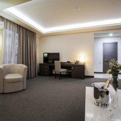 Отель Aviatrans 4* Номер Делюкс с двуспальной кроватью фото 8