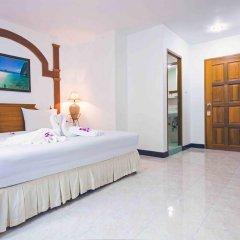 Отель Baan Paradise 2* Улучшенный номер с различными типами кроватей фото 3
