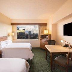 Отель Grand Fiesta Americana Guadalajara Country Club 4* Стандартный номер с различными типами кроватей фото 2