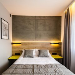 Air Hotel 2* Стандартный номер с различными типами кроватей