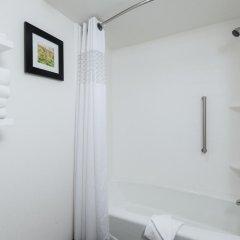 Отель Hampton Inn Meridian 2* Стандартный номер с различными типами кроватей фото 12