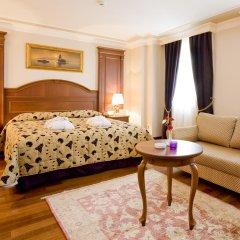 Спа-отель GLK PREMIER Regency Suites & Spa 4* Представительский люкс с различными типами кроватей фото 2