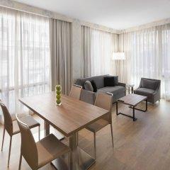 Отель NH Collection Milano President 5* Люкс с различными типами кроватей фото 16