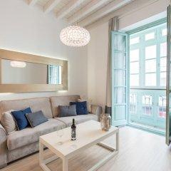 Отель Palacio Cabrera - Lillo Апартаменты с различными типами кроватей фото 9