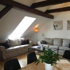 Апартаменты Charles Bridge Apartments Улучшенные апартаменты с различными типами кроватей фото 3
