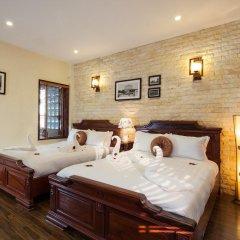 Hanoi Chic Hotel комната для гостей фото 9