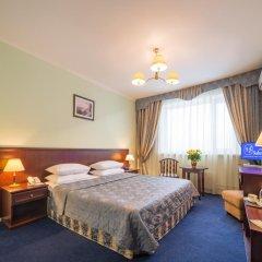 Гостиница Салют 4* Номер Комфорт с разными типами кроватей фото 14