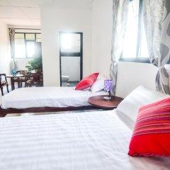 Отель M Home Guest House Стандартный номер с различными типами кроватей фото 2