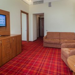 Best Western PLUS Centre Hotel (бывшая гостиница Октябрьская Лиговский корпус) 4* Стандартный номер двуспальная кровать фото 5