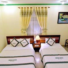 Green Hotel 3* Улучшенный номер с различными типами кроватей фото 3