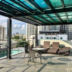 Отель Avatar Residence Бангкок балкон